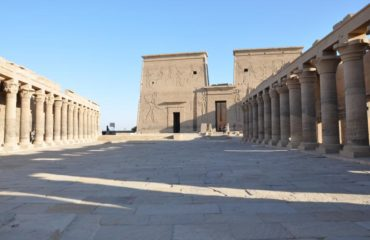 Aswan templo de Philae