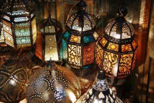 Cairo el gran bazar Khan El Khalili