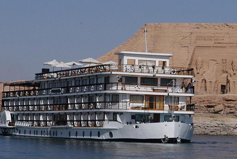 Viajar a Egipto Lago Nasser