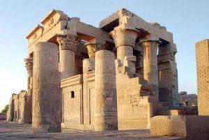 Templo de Horus y Sobek Kom Ombo