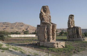 Luxor Colosos de Memnon