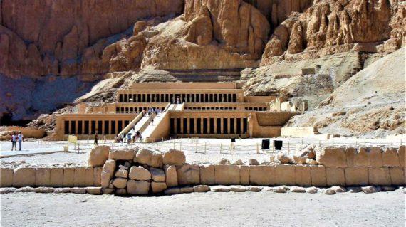 Egipto-Luxor-Hatshepsut
