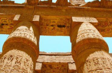 Egipto Luxor Templo Karnak