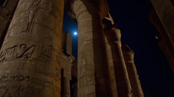 Luxor Templo Karnak