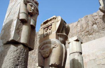 Luxor -deir-el-bahari