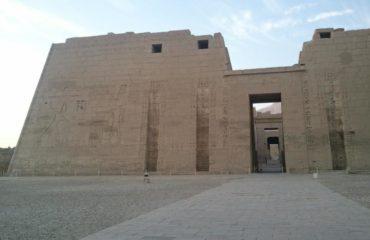 Luxor -habu-templo