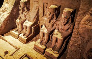 abu-simbel Ramses II