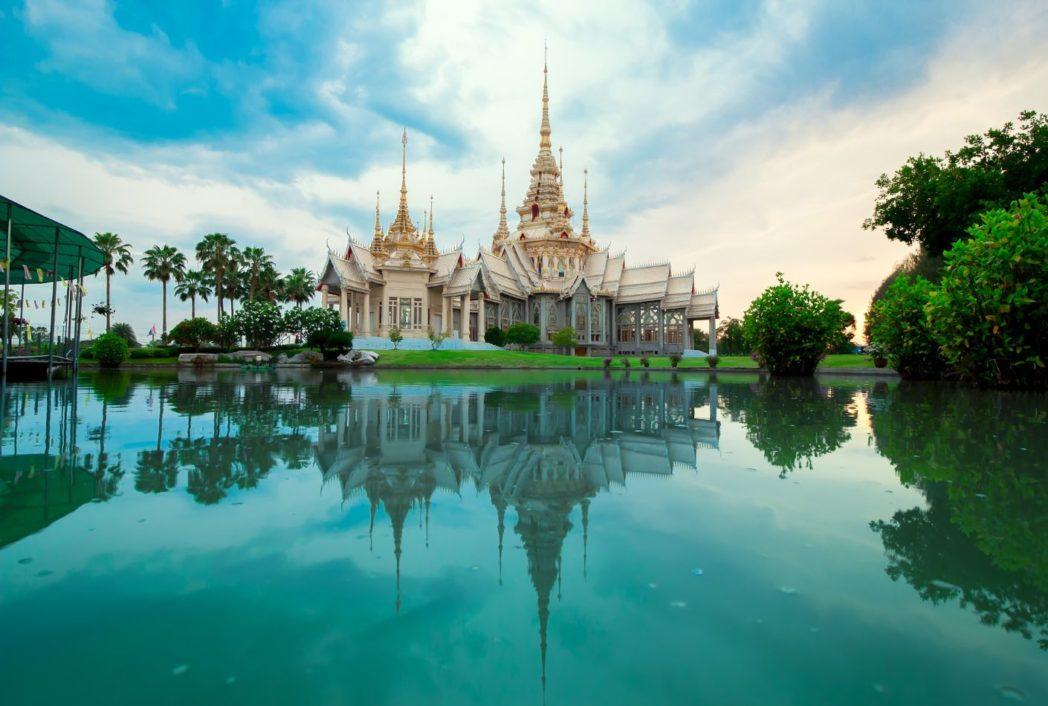 Palacio en Chiang Rai