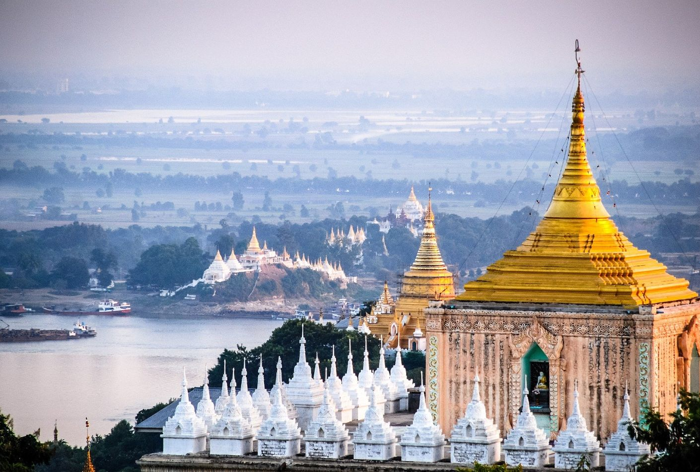 Mandalay - Birmania