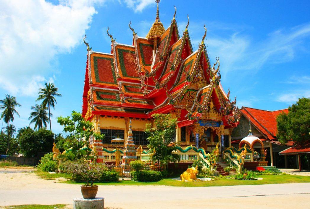 Santuario en Tailandia