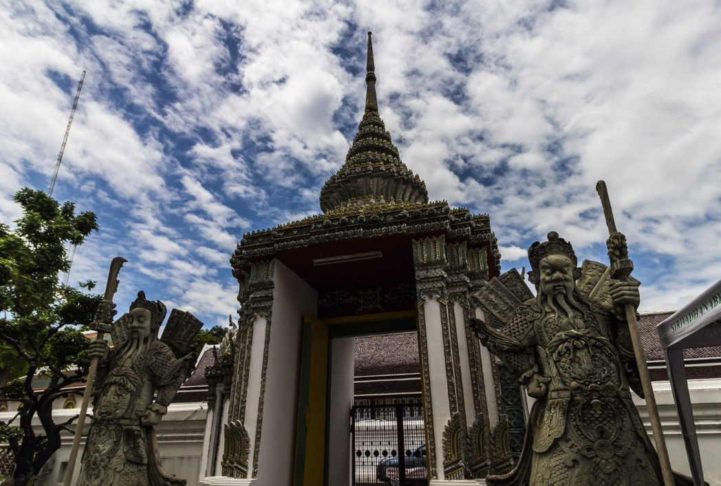 Templo Wat Pho Bangkok