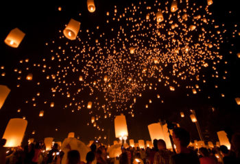 Festival Loy Krathong Loi-Krathong