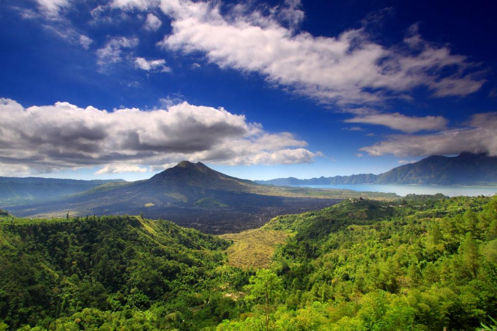 El Monte Batur