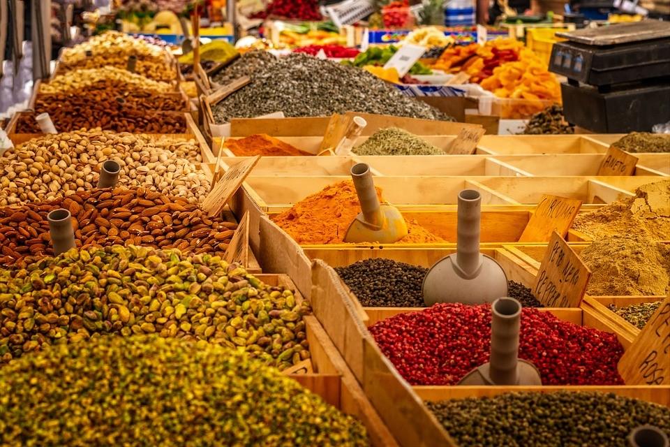 Exquisita Gastronomía de la India