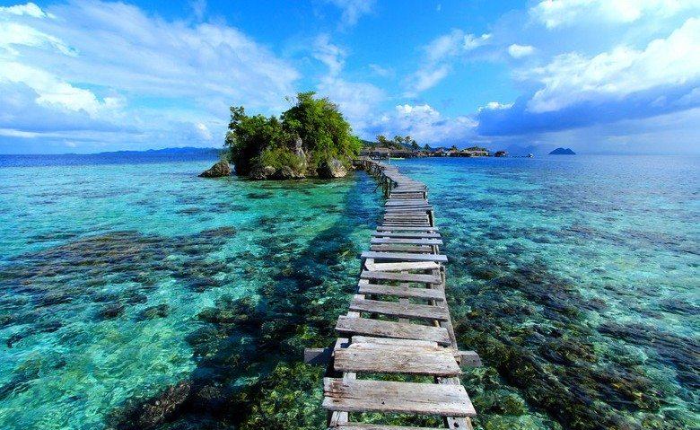 La Isla de Sulawesi