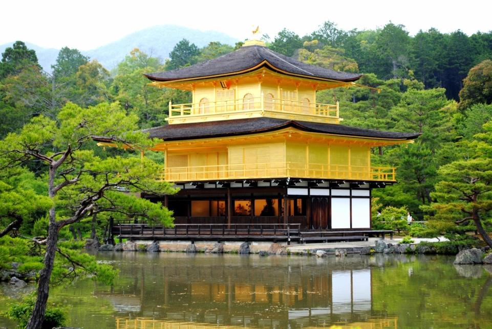 Los Templos de Kyoto
