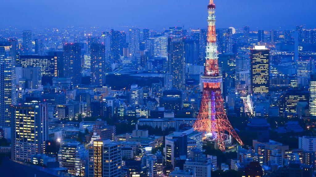 Mori Tower de Tokio