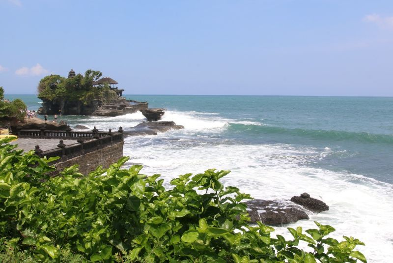 Cala en Bali, Indonesia