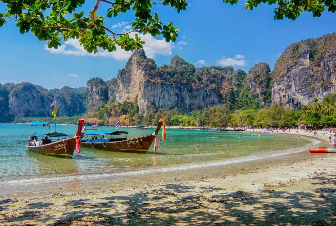 Tailandia novios luna de miel