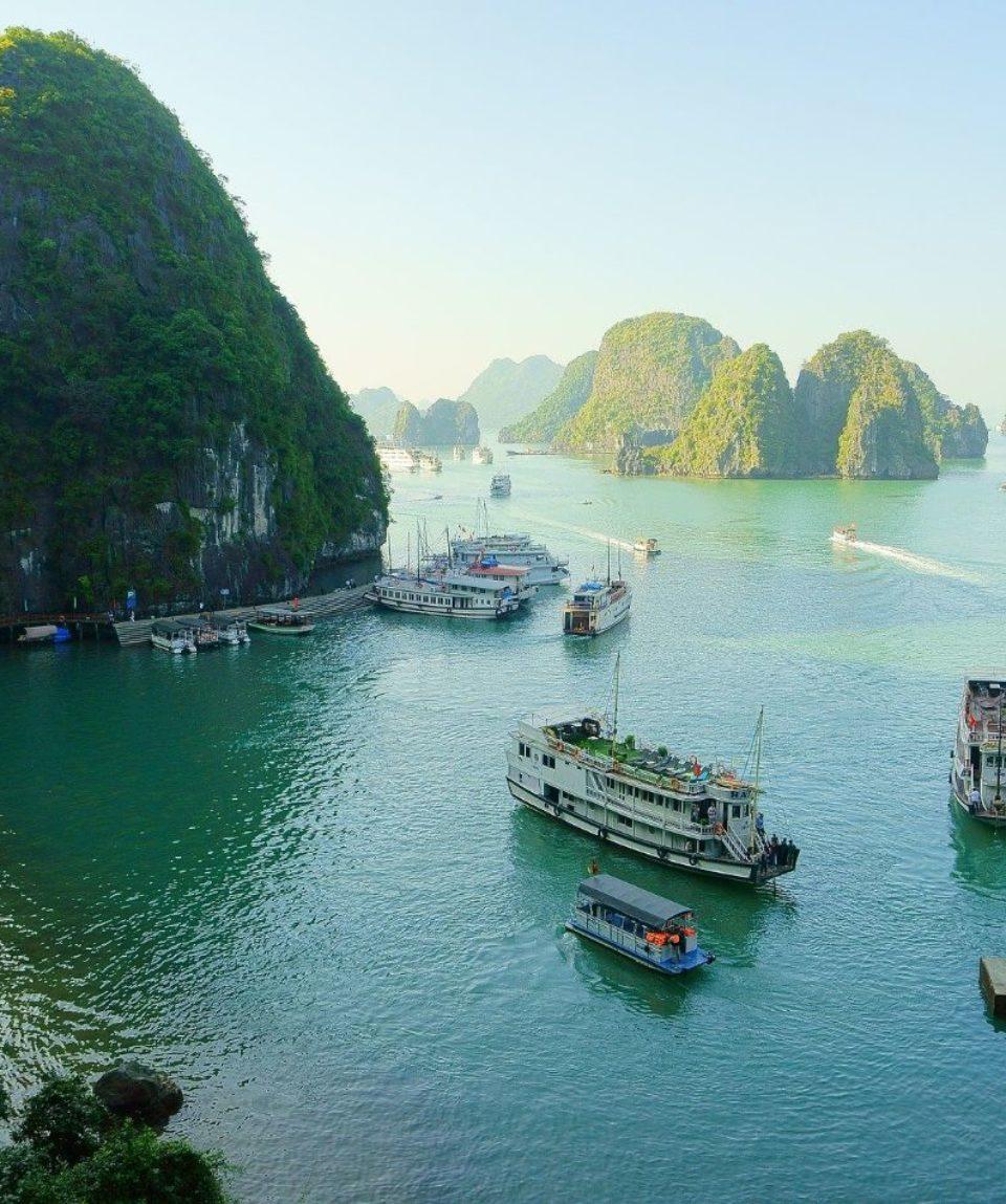 Halong- Vietnam