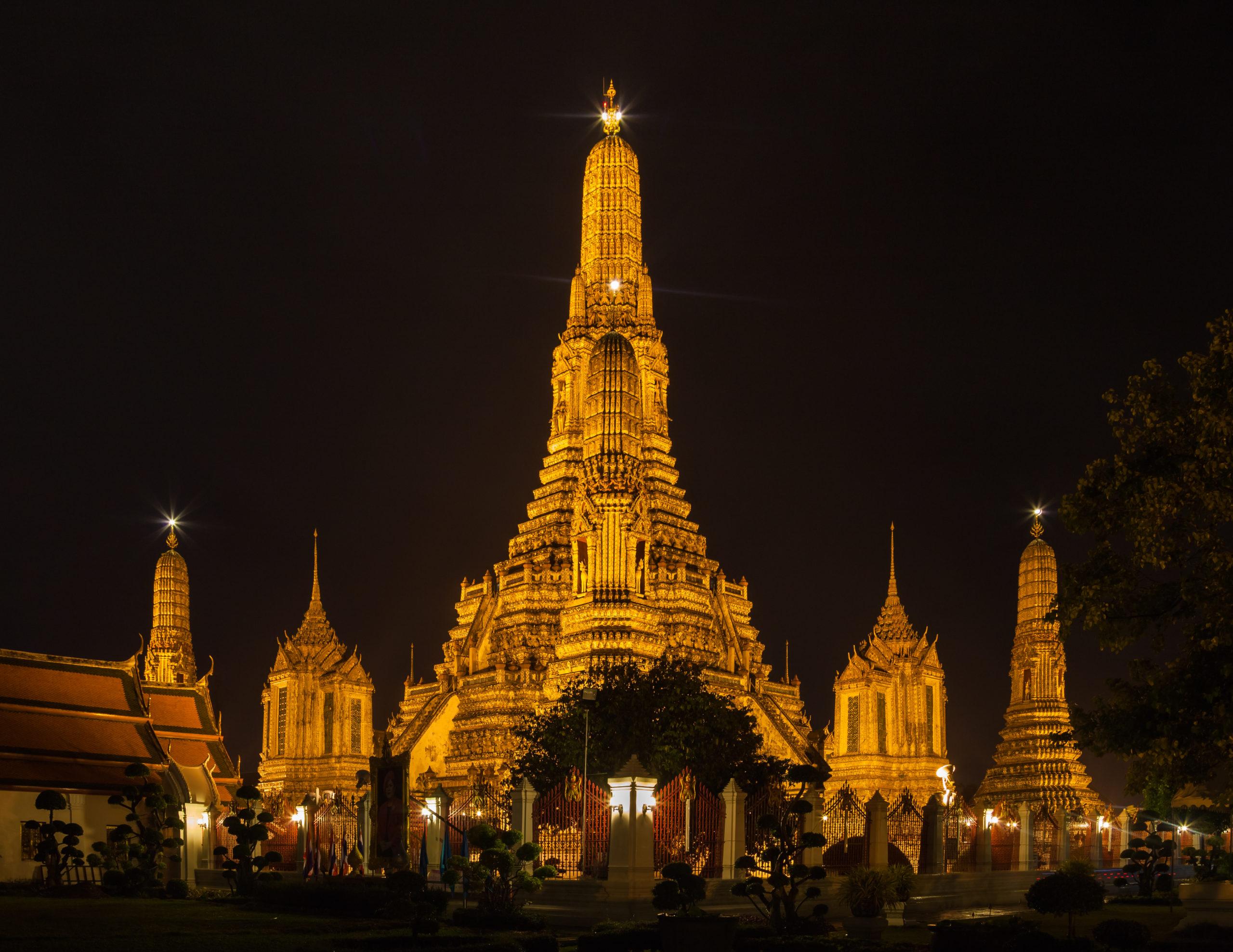 El templo de Wat Arun
