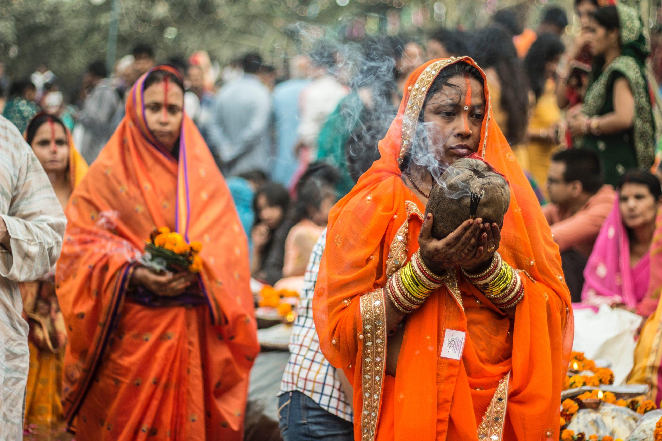 Los festivales en la India