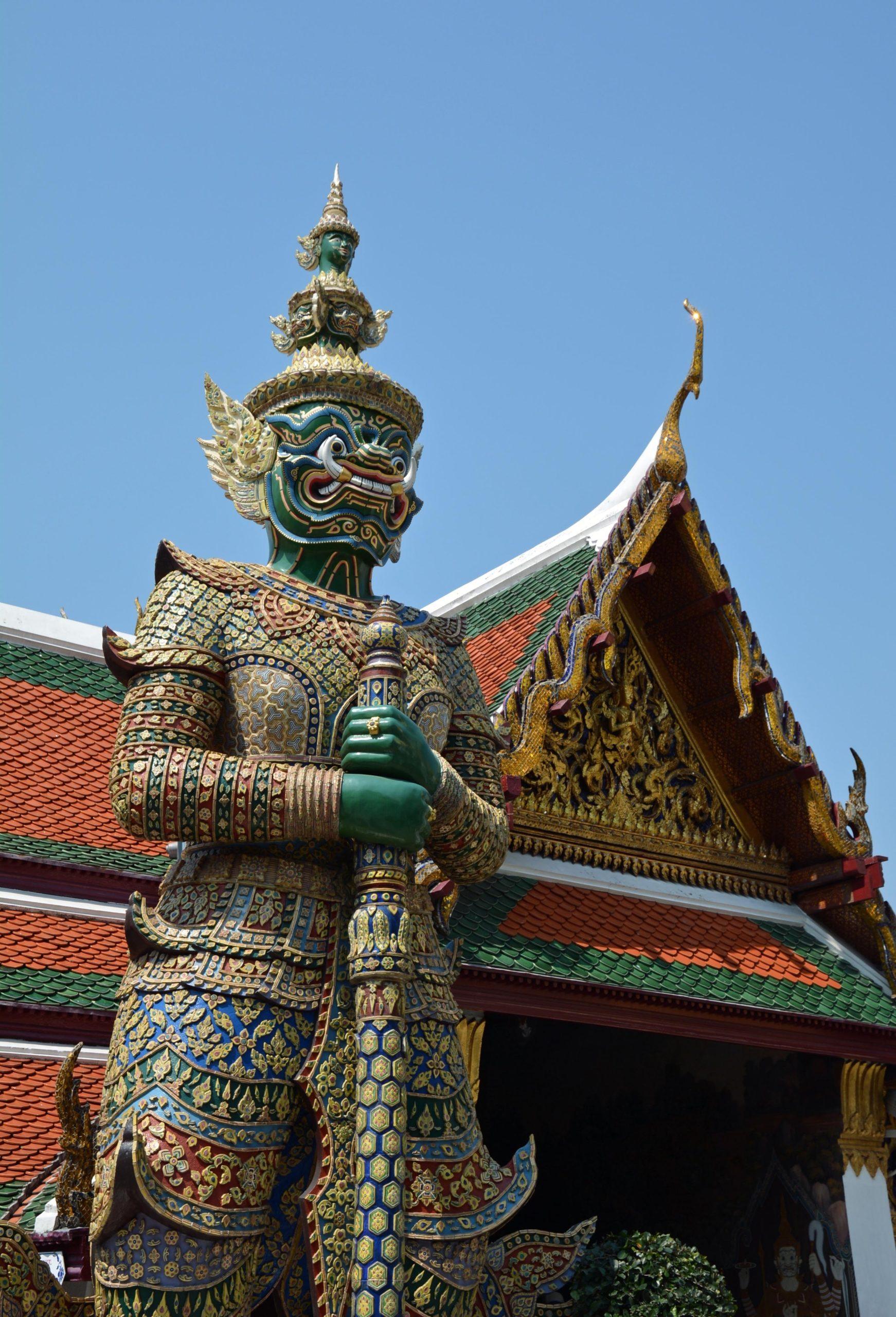Wat Phra Kaew, Tailandia
