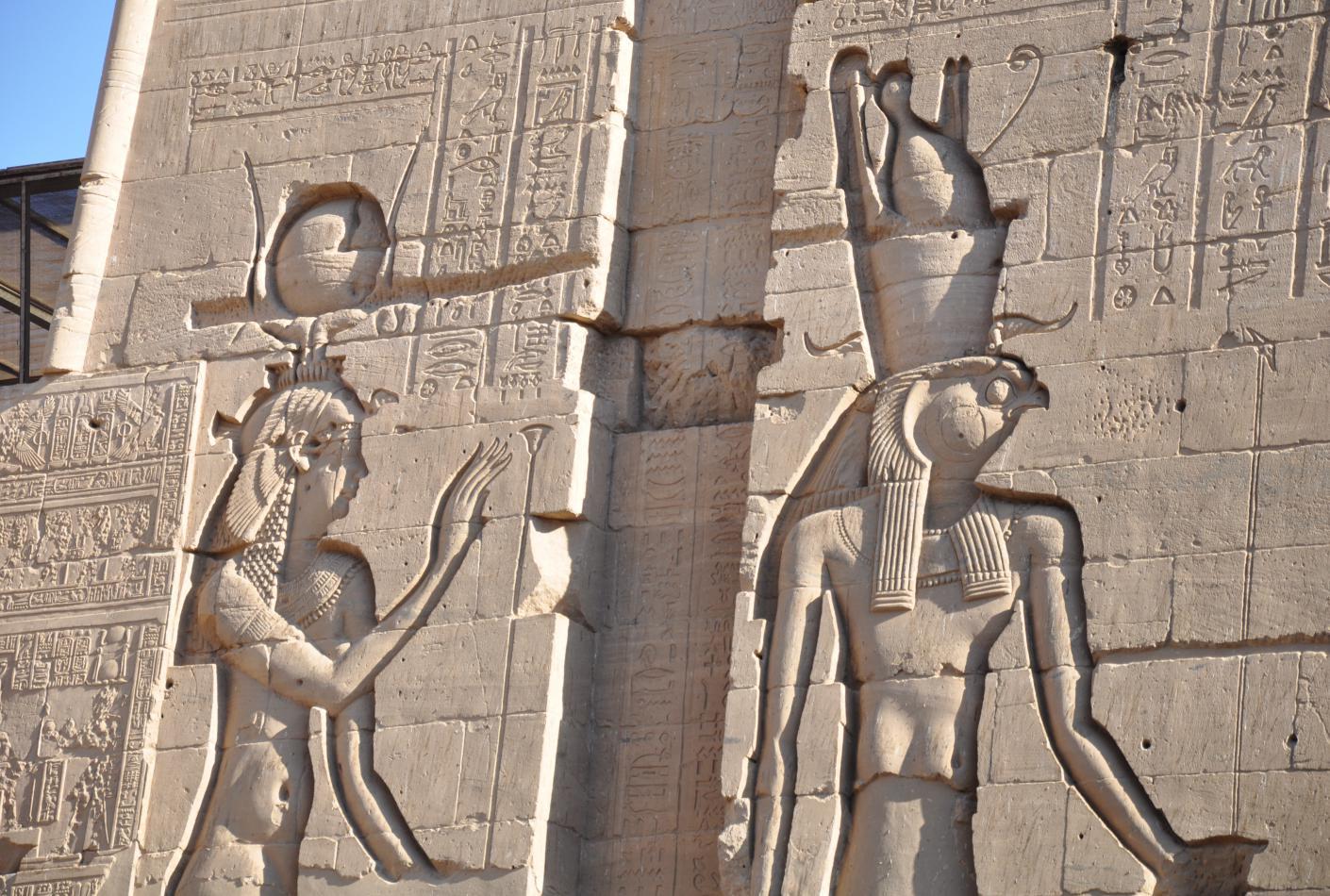 Viajar a Egipto Isis