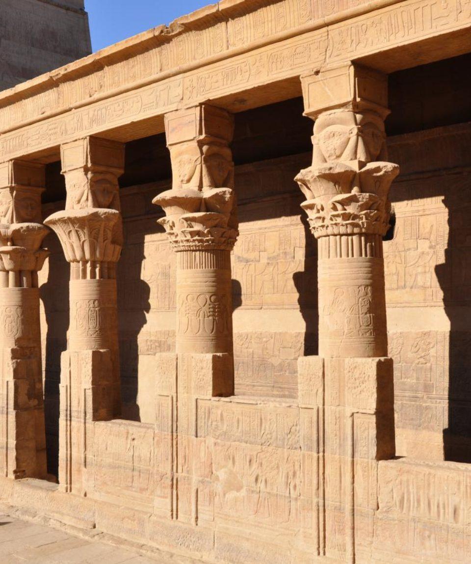 Aswan Philae