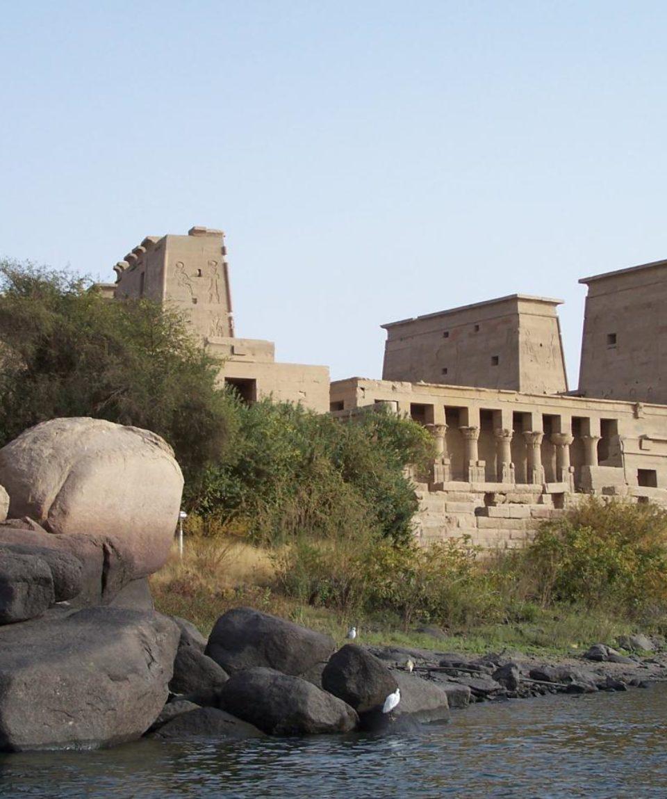 Aswan-Philae