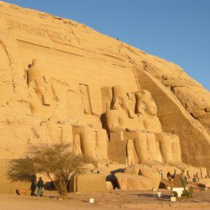 Egipto - Abu simbel