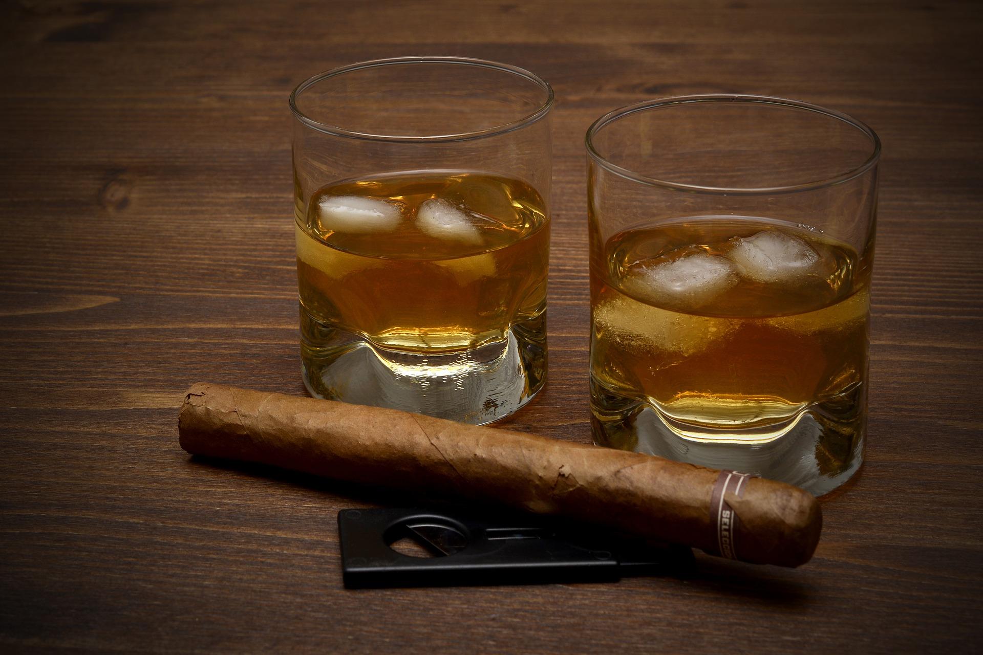 Whisky puro
