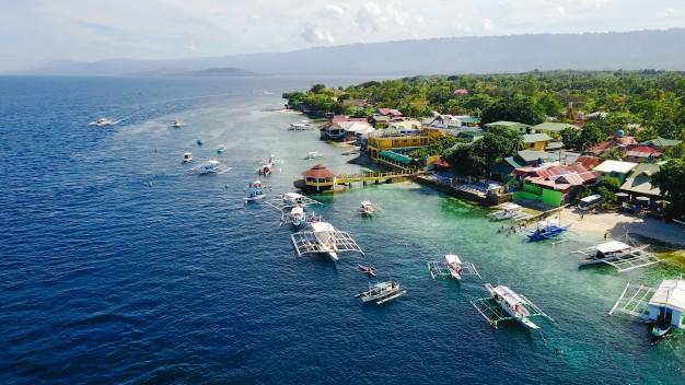 Isla de Sumilon, Filipinas