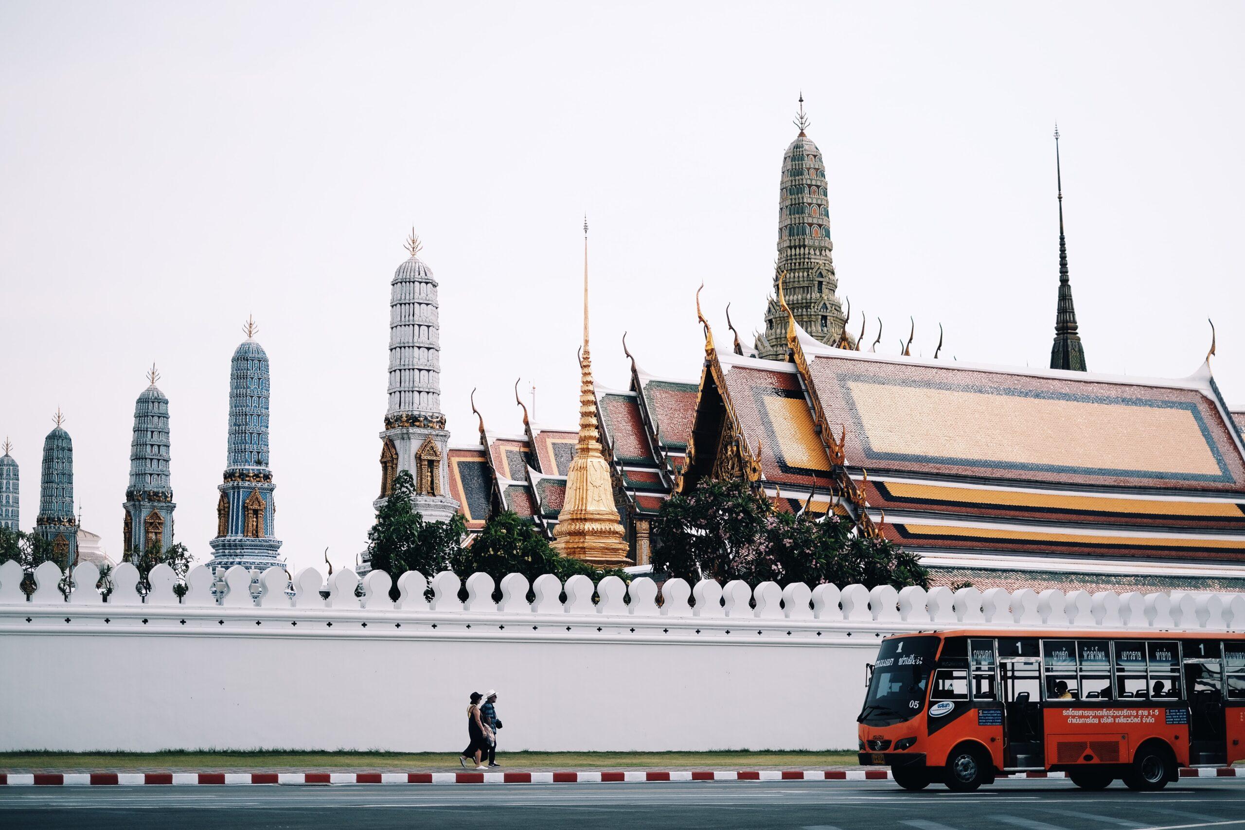 Edificios del Gran Palacio