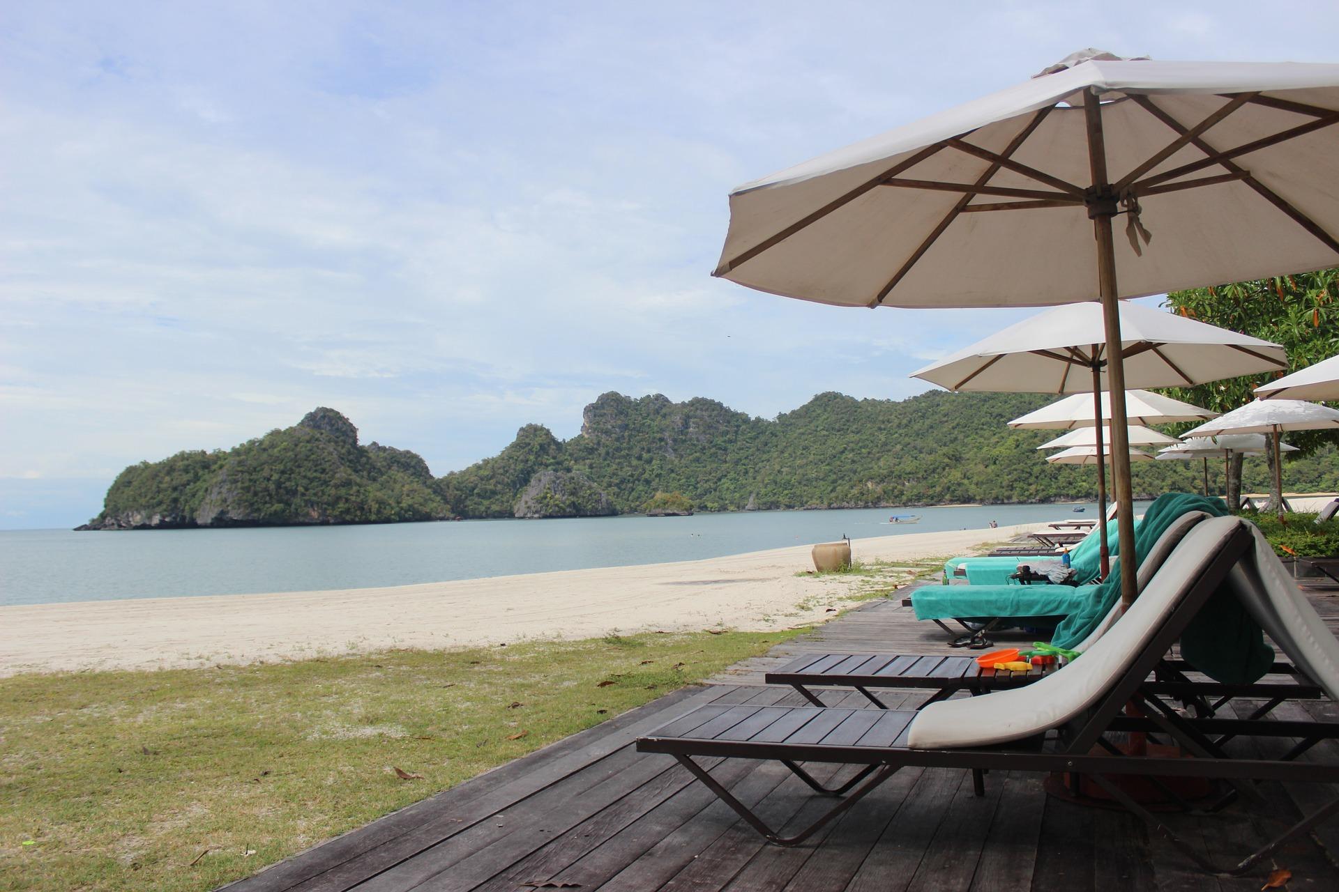 Sandy Skull Beach (Langkawi)